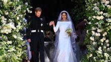 Rührende Szene in Queen-Doku: Herzogin Meghan sieht ihr Hochzeitskleid wieder