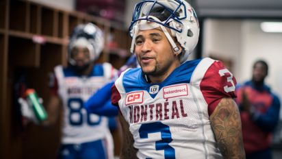 Nye: Adams adds new piece to Riders' QB puzzle