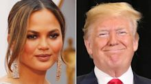 Chrissy Teigen Taunts Donald Trump Over Twitter Blocking Ruling