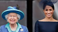The Royal Family Paid Special Tribute To Meghan Markle On Her Birthday