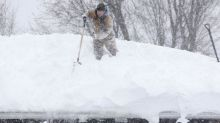 Feet of lake-effect snow to bury some areas downwind of the Great Lakes