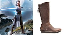 These new Star Wars shoes are a dream come true for Rey cosplayers