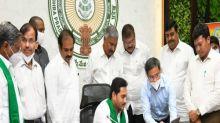 Andhra Govt launches YSR Jala Kala scheme to facilitate irrigation to farmers