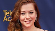 Alyson Hannigan on her gritty 'Pure' role and the 20th anniversary of 'American Pie'