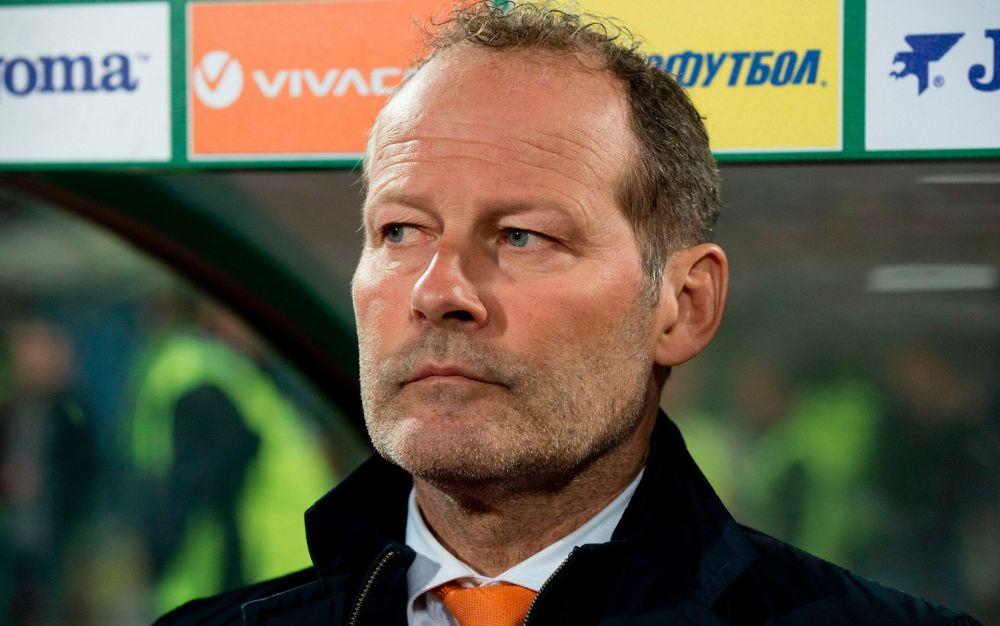 Former Holland manager Danny Blind - AFP