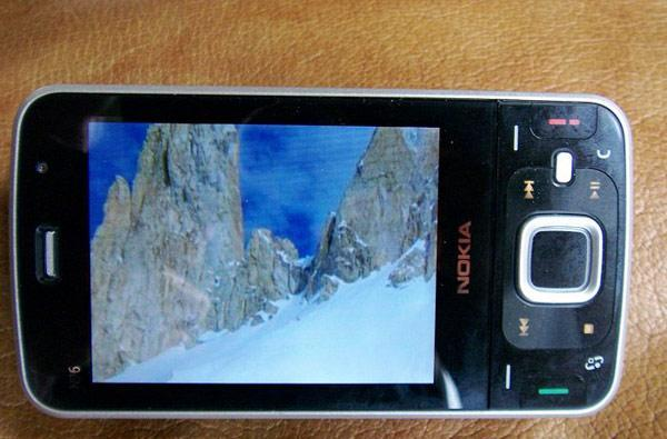 Nokia N96 gets put through its paces