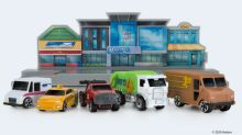 Micro Machines are back in stores, including the famous Super Van City