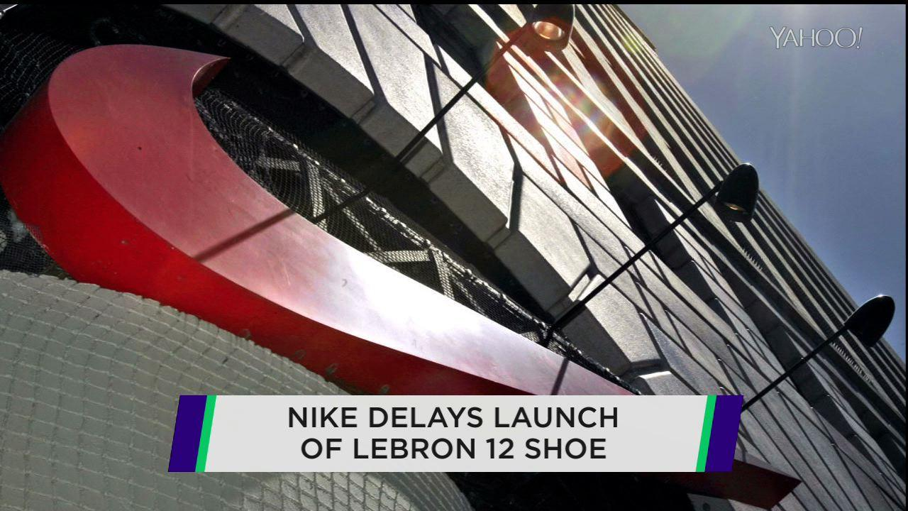 nike yahoo finance