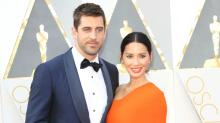 Aaron Rodgers Is Dating Again, & Olivia Munn 'Couldn't Care Less'