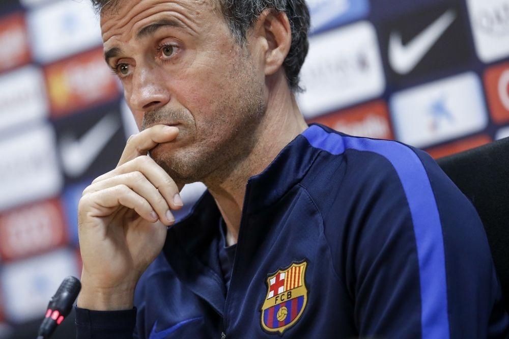 FC Barcelone: Luis Enrique a besoin de faire un break