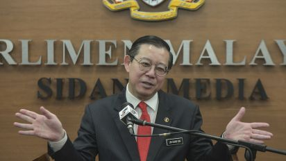 Report: Guan Eng sues Raja Petra for defamation over Penang undersea tunnel project articles