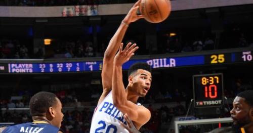 Basket - NBA - La nuit des Frenchies : nouveau record pour Timothé Luwawu, 58e double-double pour Rudy Gobert