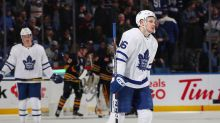 Maple Leafs send Egor Korshkov to KHL on loan