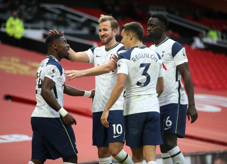 Tottenham humiliated Manchester United at Old Trafford