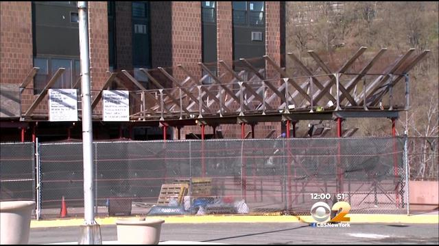 CBS 2: Boy, 9, Falls To His Death From Bronx Building