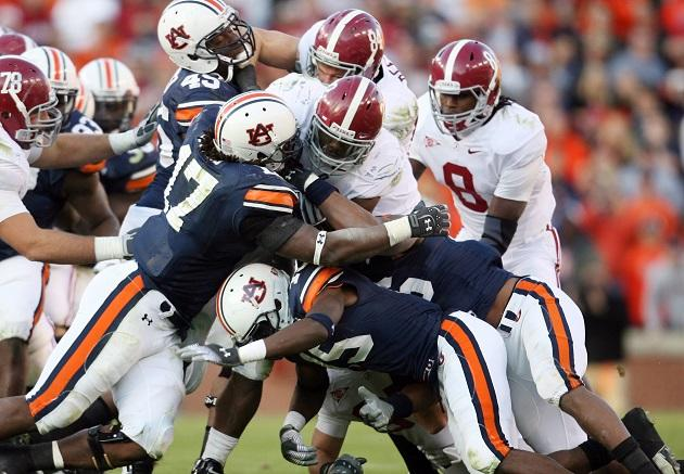 VOD: There is now an Iron Bowl theme song, and it is ...