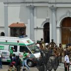 137 dead as blasts hit Sri Lanka churches, hotels