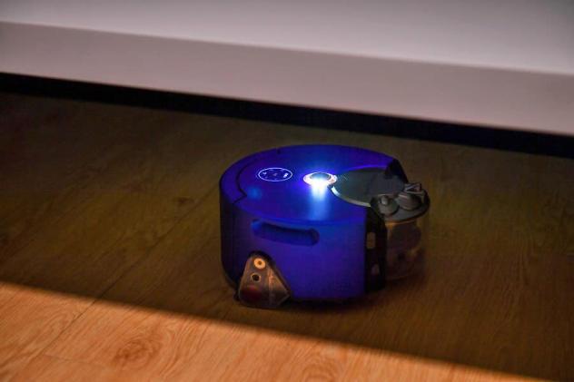 Dyson's second robot vacuum isn't afraid of the dark