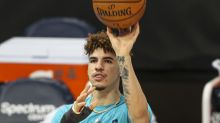 LaMelo Ball nearing return to action for the Hornets
