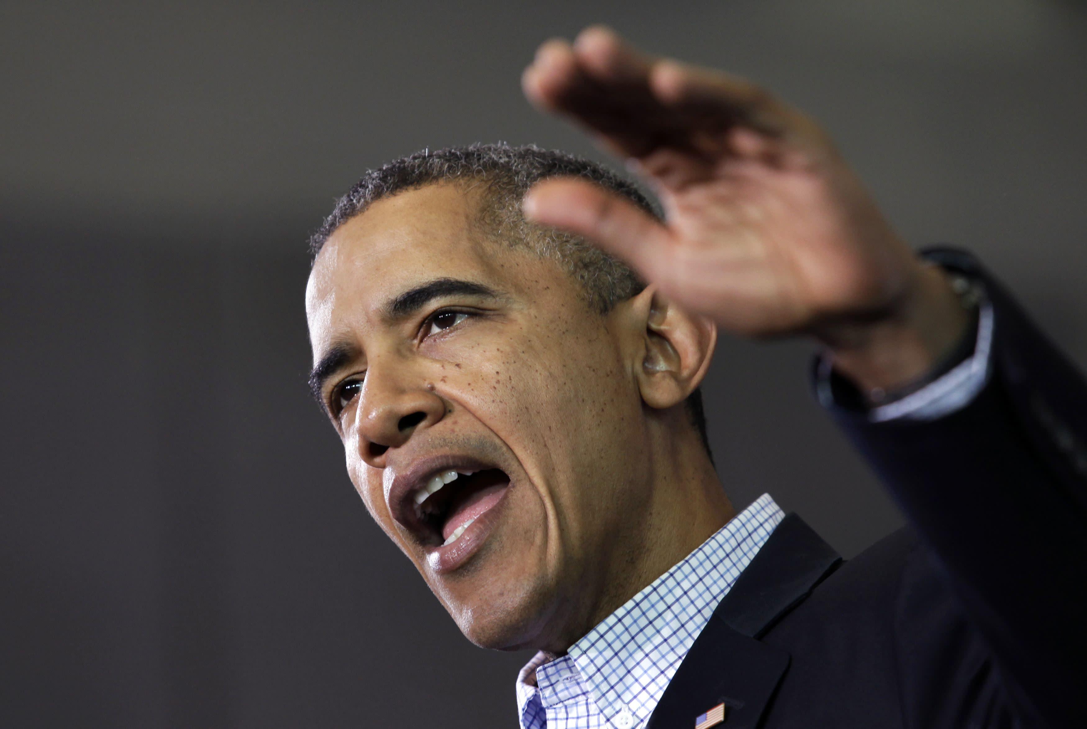 Obama's gay rights bill