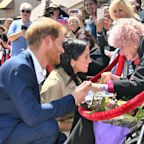 Prince Harry Reunites with 98-Year-Old War Widow, Introduces Her to Meghan: 'So Happy to Meet You'