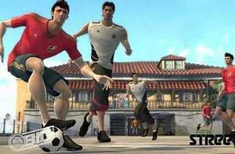 PS3 Fanboy review: FIFA Street 3