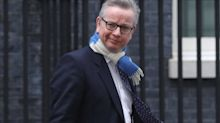 Michael Gove threatens EU with 'consequences' if they pillage UK waters during 'sub-optimal' Brexit transition