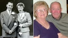 Couple reveal secret to 65-year marriage is being friends and always having plenty to talk about