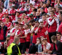 Christian Eriksen collapses during Denmark – Finland; UEFA suspend match