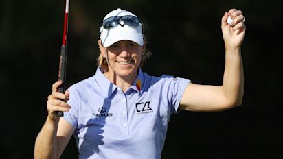 Even at 50, Sorenstam still makes LPGA cut