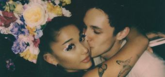 Ariana posts birthday tribute to boyfriend