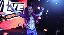 Q&A: Sasha Banks on her historic Abu Dhabi match, an all-female Royal Rumble and Ronda Rousey