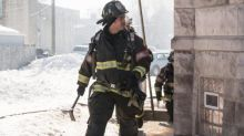 It's Damn Cold on the 'Chicago Fire,' 'P.D.,' and 'Med' Sets