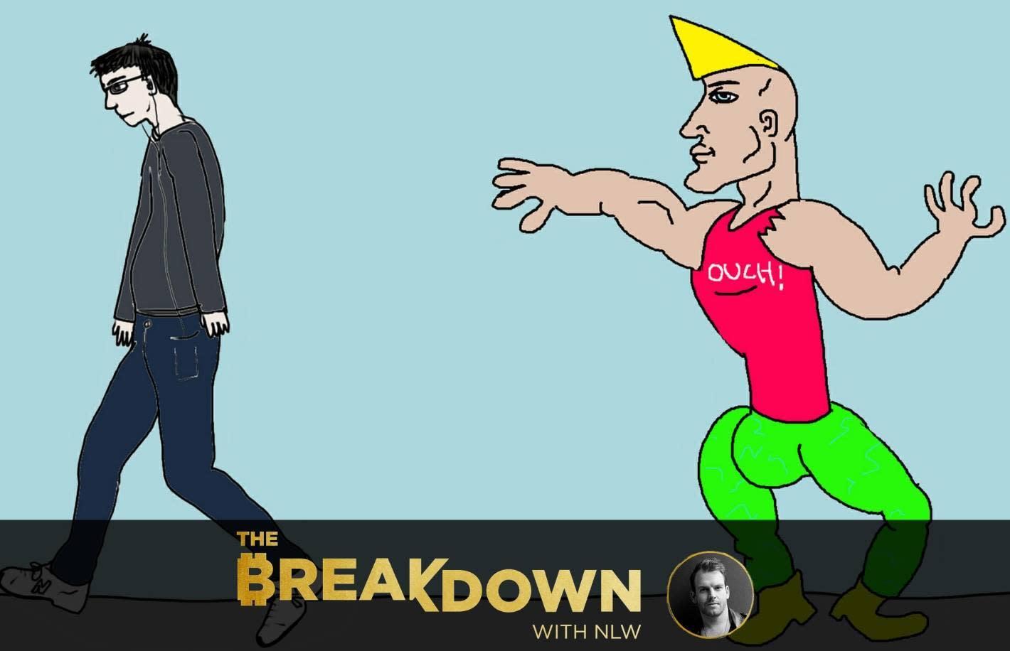 The Chad Index Versus Doomer Internet Money The Breakdown Weekly