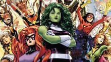Marvel tendrá una serie de superheroínas gracias a ABC