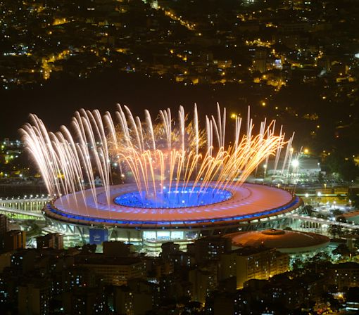 7 Things From the Rio Opening Ceremony You Couldn't See on TV