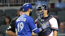 Jose Bautista's list of MLB enemies continues to grow
