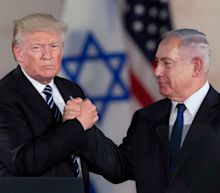 Donald Trump announces US should recognise Israeli annexation of Golan Heights