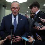Democrats call on Schumer for speedy Trump impeachment trial