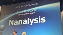 Nanalysis Wins 'Best New Analytical Product' at Top Nanotechnology Exhibition in Japan