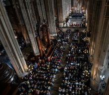 In shadow of burned Notre-Dame, Paris Catholics pray for Easter renewal