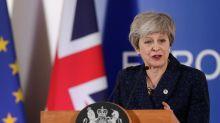 May plantea a su Parlamento la disyuntiva entre acuerdo o elecciones europeas