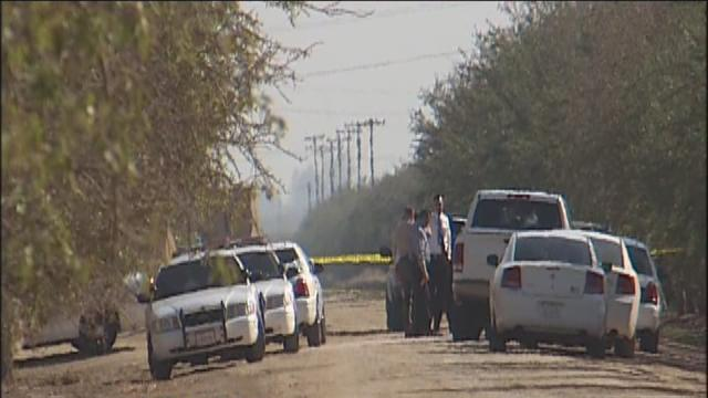 Body found in Almond orchard identified