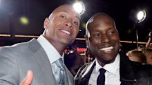 A Comprehensive History of Dwayne Johnson and Tyrese's Fast and the Furious Feud