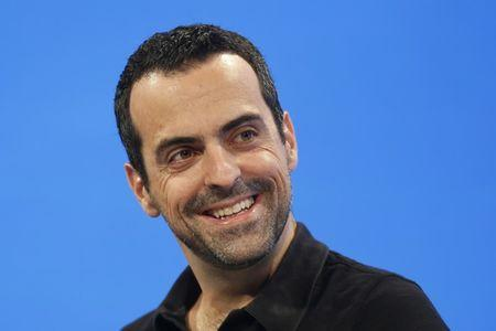 Xiaomi Vice President Hugo Barra speaks at the WSJD Live conference in Laguna Beach