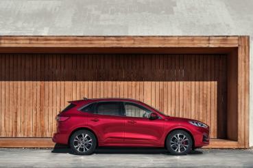 Ford Kuga將推出更實用的七人座車型