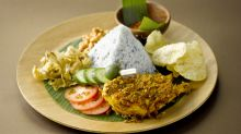 Singapore restaurant offers crispy chicken rendang for limited period