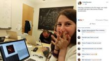 The first image of a black hole was brought to you by Katie Bouman — and Twitter is making sure no one forgets it