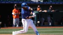 Red Sox add outfield depth by acquiring Delino DeShields Jr. from Rangers