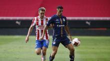 2-1. El San Luis vence al Querétaro con elegante gol de Barrera